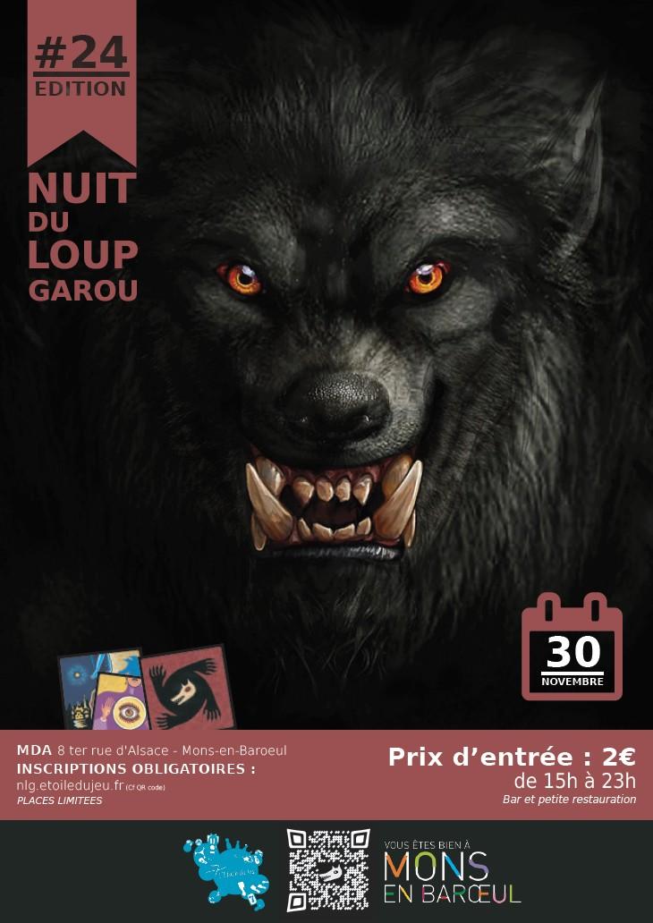 L'affiche NLG#24
